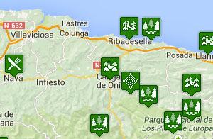 Verdenortecom  Viajes y Turismo por la Espaa Verde