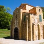 Monumentos Prerrománicos en Oviedo