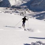 Estación de esquí de Valgrande Pajares