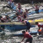 """El descenso del Sella – """"Las piraguas"""""""