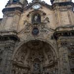 Iglesia de Santa María en San Sebastián