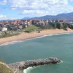 Playas en las cercanías de Bilbao