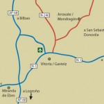 Cómo llegar a Vitoria