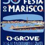 Feria del marisco de O Grove