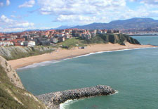 Playa de Arrigunaga